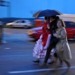 Chapoteo inaugural: En la Feria de Abril, aguas mil