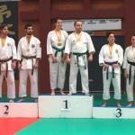 Ciudad Real: Javier y Carlos Fernández-Bravo, plata en el Campeonato de España de Nihon Tai Jitsu