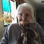 Puertollano: Juana cumple así de bien 107 años