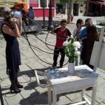 Puertollano: Poesía por un tubo
