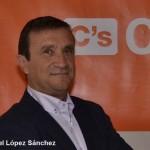 Se recupera de un infarto el portavoz de Ciudadanos Puertollano, Rafael López