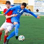 El Manzanares C.F. venció por cuatro goles a cero a un digno rival como el Gimnastico de Alcázar