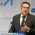 Rodríguez (PP) advierte de que en Ciudad Real se conformará un «frente de izquierdas radical» para impedir que gobierne Rosa Romero