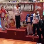 Miguelturra: La taekwondistaNatalia Ruedas, tercera e el Open de España