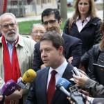 """Pozuelo de Calatrava: García-Page recuerda que """"Cospedal vino a Castilla-La Mancha a presentar a Rato como ejemplo de lo que hay que hacer en España"""""""
