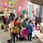 Pequeño Diseñarte estrena espacio en la planta baja del Ayuntamiento de Ciudad Real