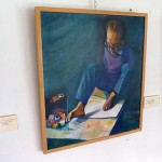 Ciudad Real: La Asociación de Pintores con la Boca y con el Pie inaugura su Exposición Internacional de Pintura