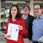 María Romero asegura que su ausencia de la candidatura de Podemos al Congreso responde a una «decisión colectiva»