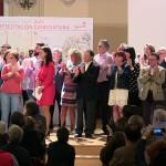 Ciudad Real: El PSOE coge fuerzas en un emotivo acto en el que Zamora bosquejó el programa y rindió elogios a los suyos