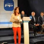 Cospedal presenta este martes la candidatura encabezada por Rosa Romero a la Alcaldía de Ciudad Real