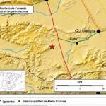 Un terremoto de 3,7 grados Ritcher sacude parte de la provincia de Ciudad Real