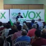 VOX presenta su candidatura al Ayuntamiento de Villarrubia de los Ojos y su lista autonómica por la provincia de Ciudad Real