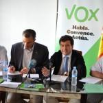 Vox pone encima de la mesa «ideas claras y valores» contra las políticas «fracasadas» del PP en Ciudad Real