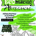 Ecomercado Artesanal: Daimiel por la soberanía alimentaria y económica