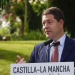 """García-Page presenta su programa electoral en clave de """"empleo, moderación e igualdad»"""