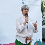 Carmen Soánez (Ganemos): «Vamos a marcar unos mínimos para apoyar la investidura de Pilar Zamora»