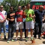 Almodóvar del Campo: Jesús Rodríguez y Ángel Gallego cruzaron juntos la meta de la BTT Valle de Alcudia