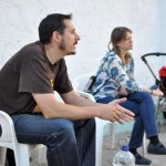 El proyecto Caracolín se presenta en La Purga