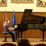 Carlos Ureña Jurado, segundo premio de Piano Diputación de Albacete en su categoría