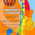 La Asociación Banda de Música de Puertollano ofrece un concierto en homenaje a sus socios y María Auxiliadora
