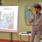 Vídeo: Charla-coloquio con Rafael Román sobre la pedagogía Montessori