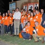 Recadito de Rosa Romero a Ciudadanos por no «dar la cara» con su programa electoral