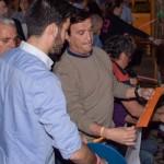 Ciudadanos Puertollano lamenta el «incidente poco democrático» protagonizado por Puertollano Puede durante la pegada de carteles