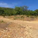 Más «desmanes»: Destrozan un yacimiento arqueológico y restringen el acceso a la encina milenaria del Valle de Alcudia