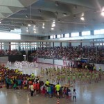 Puertollano: 1.400 niños participan en la clausura de las escuelas deportivas municipales
