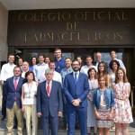 Francisco José Izquierdo Barba ya es presidente del Colegio de Farmacéuticos de Ciudad Real