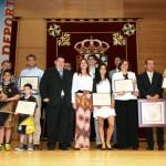 La alcaldesa entrega los premios de la Gala del Deporte del Ayuntamiento de Ciudad Real