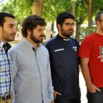 Una asamblea ciudadana abierta decidirá sobre el pacto de investidura entre PSOE y Ganemos Ciudad Real