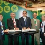 ASAJA y Globalcaja firman un convenio de colaboración para el desarrollo del sector agrario