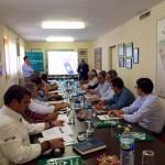 Globalcaja y Consejería de Agricultura participan en una jornada sobre la PAC en la cooperativa agraria San Antón