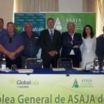 Globalcaja y las organizaciones provinciales de ASAJA firman un convenio para favorecer el crecimiento del sector agrario