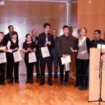 Intensa actividad de la Fundación Globalcaja Cuenca en apoyo a la formación de los jóvenes