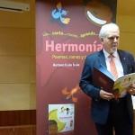 Antonio Illán presenta su tratado sobre solidaridad y respeto escrito en el lenguaje de los niños