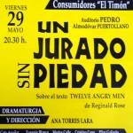 """Puertollano: Representación benéfica de """"Un jurado sin piedad"""" de las Amas de Casa"""
