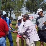 Enjjoy Golf Academy lidera la clasificación de la Liga de Empresas tras la Jornada Deportes Cronos