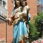 El colegio Hermano Gárate celebra la festividad de María Auxiliadora