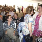 Puertollano: Humor, magia, copla y pasteles en la tarde de feria de los mayores