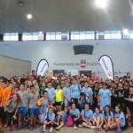 Puertollano: La entrega de medallas cierra las XV Miniolimpiadas Escolares