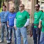 La familia desahuciada de Ciudad Real accede a una vivienda social de la Junta y acusa al Ayuntamiento de ser «cómplice» de su desgracia