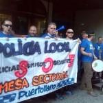 Puertollano: Policías locales denuncian el «nulo espíritu de diálogo» del equipo de Gobierno