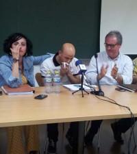 Asamblea de disolución del CD Puertollano (archivo)