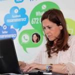 Rosa Romero a Albert Rivera: «Después de ocho años (de alcaldesa) estoy mejor preparada»