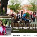 Rosa Romero asegura que durante sus años de alcaldesa ha contribuido a mejorar la ciudad