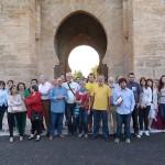 Ruta turística por el patrimonio destruido de Ciudad Real y proyección fotográfica