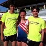 Buenos resultados de los atletas del Inmobiliaria Teo Valdepeñas en Puertollano