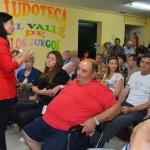 Los vecinos de La Granja trasladan a Zamora su preocupación por el desempleo y problemas de convivencia en el barrio